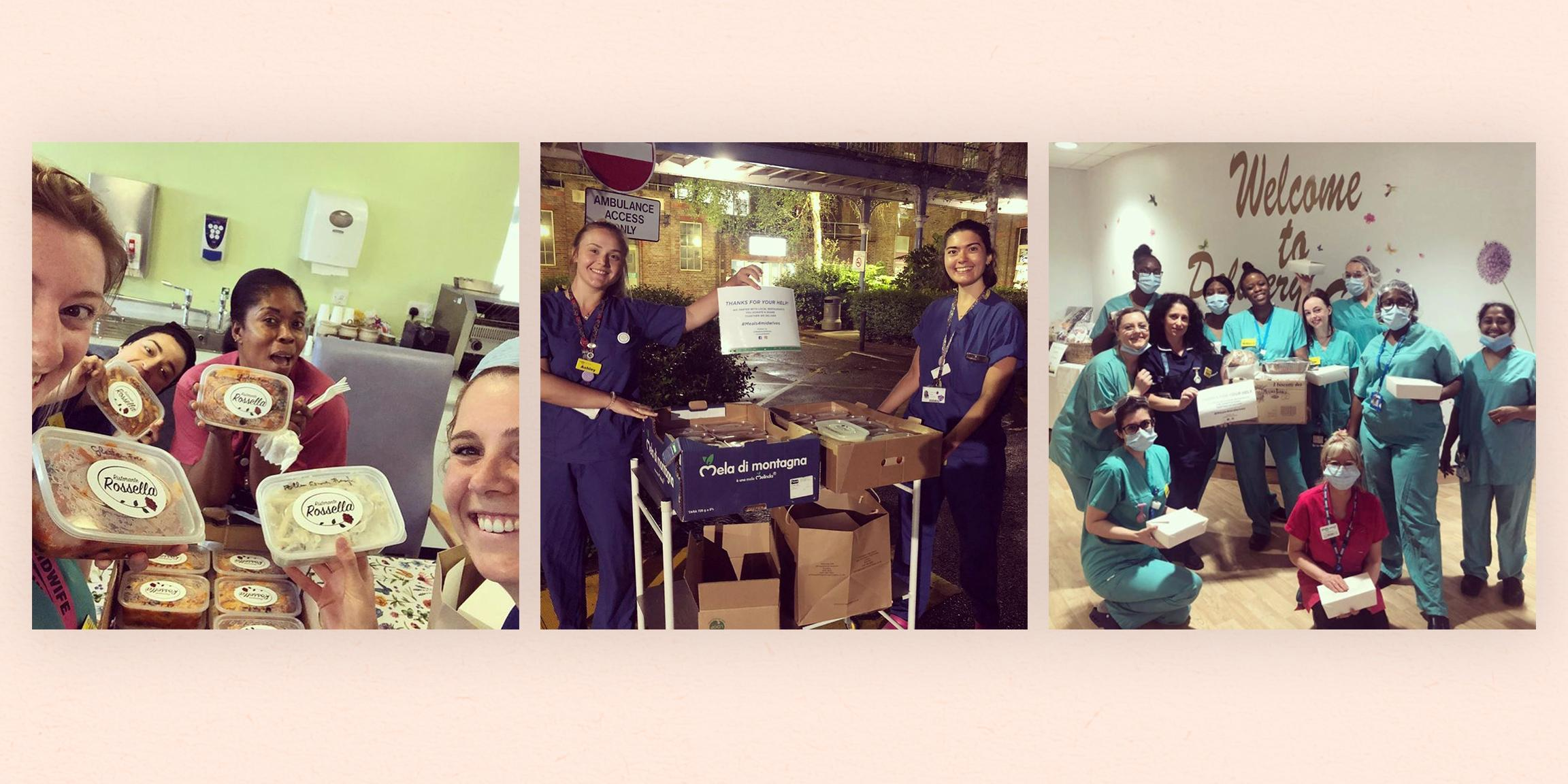 Meals4Midwives Wards